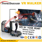 2 Player 360 Degree Immersion Virtual Reality Treadmill Run With A View