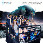 Motion Chair 5D 6D 7D 9D Cinema Kino Equipment For Amusement Park