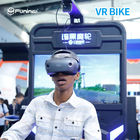1 player Indoor Virtual Reality Stationary Bike / Exercise Bike Virtual Ride Design Service