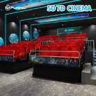 High Resolution 7d Cinema Simulator With 4.6.9.12 peoples  Gun Shooting And 7d Movies