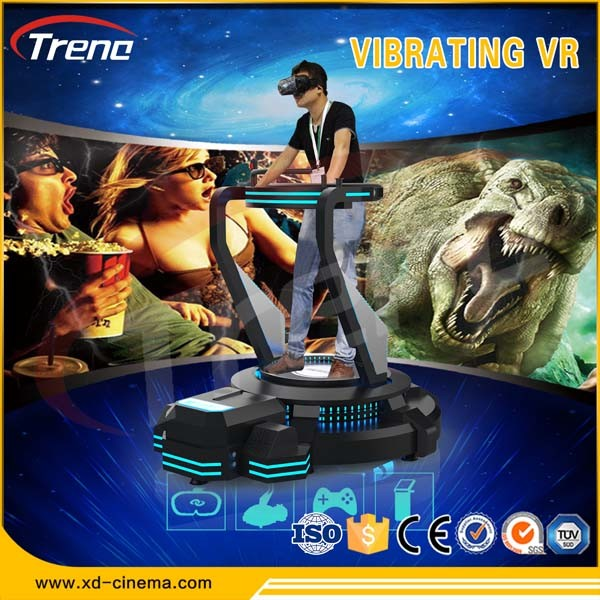 9D Virtual Reality Simulator